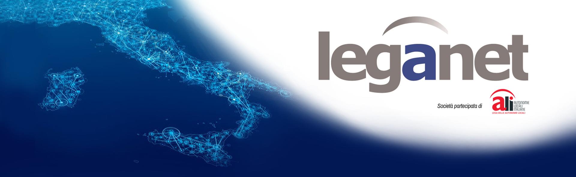 Leganet. società partecipata di ALI